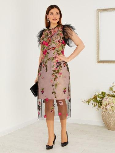 Платье MILORI 10302
