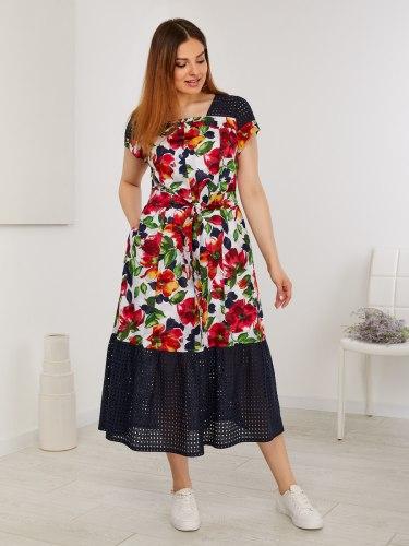 Платье MILORI 10343