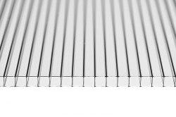 Поликарбонат сотовый прозрачный Эко-сот 3.0 мм