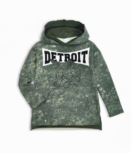 Толстовка для мальчика J-Kids Detroit
