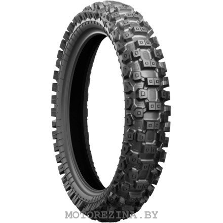 Кроссовая резина Bridgestone BattleCross X30 Medium 110/90-19 62M TT Rear