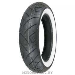 Мотошина Shinko SR 777 150/90B15 80H Rear TL White Wall