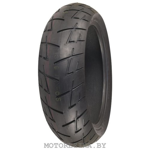 Мотопокрышка Shinko 009 Raven 160/60ZR17 (69W) Rear TL