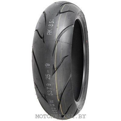 Мотошина Shinko F 011 170/60ZR17 72W Rear TL