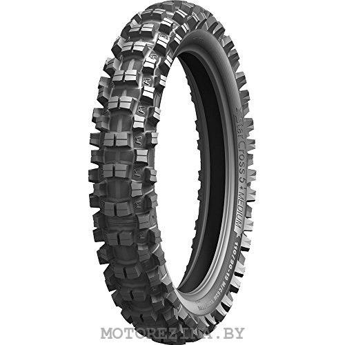 Кроссовая резина Michelin StarCross 5 Medium 100/90-19 57M R TT