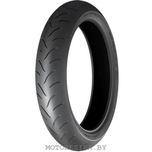 Моторезина Bridgestone Battlax BT016 Pro 110/70ZR17 (54W) TL Front