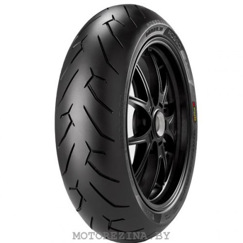 Мотопокрышка Pirelli Diablo Rosso II 190/55R17 Z (75W) R TL