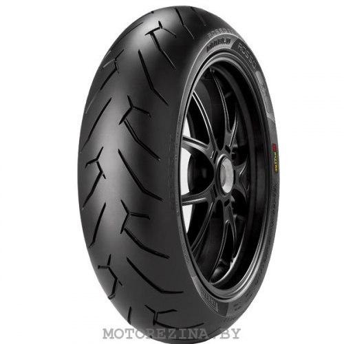 Мотопокрышка Pirelli Diablo Rosso II 200/50R17 Z (75W) R TL