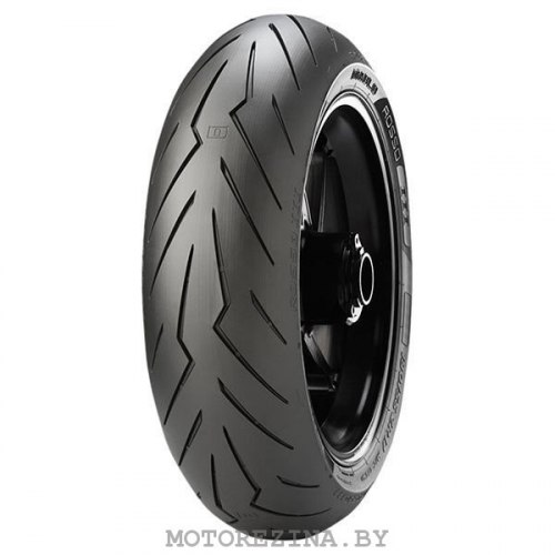 Мотопокрышка Pirelli Diablo Rosso III 180/55R17 Z (73W) R TL