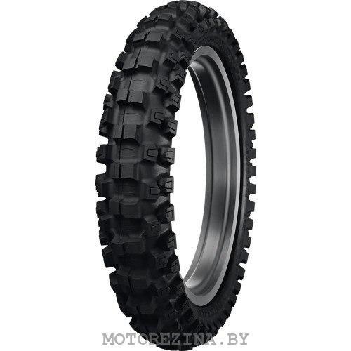 Кроссовая резина Dunlop GeoMax MX52 120/80-19 63M TT Rear