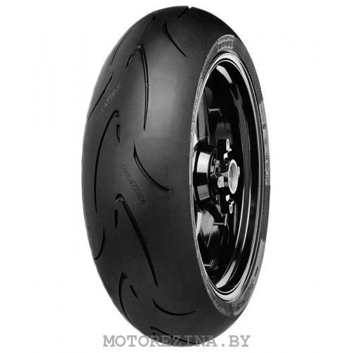 Мотошина Continental ContiRaceAttack Comp.End 180/60ZR17 (75W) R TL
