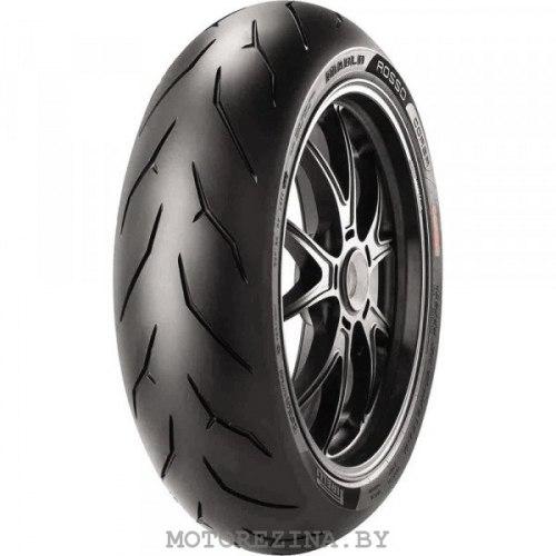 Резина на мотоцикл Pirelli Diablo Rosso Corsa 160/60R17 Z (69W) R TL