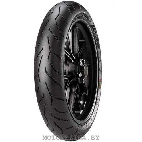 Резина на мотоцикл Pirelli Diablo Rosso II 110/70R17 Z (54W) F TL