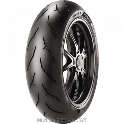 Мотошина Pirelli Diablo Rosso Corsa 190/55ZR17 (75W) R TL