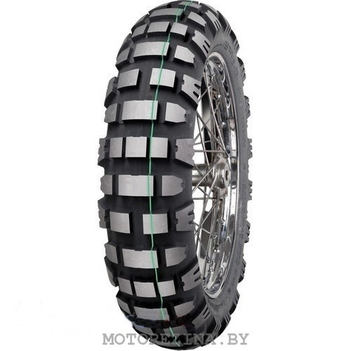 Резина на мотоцикл Mitas 140/80-18 E-12 Rally Star 70R Rear TT