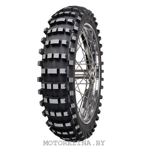 Зимняя моторезина Mitas 120/90-18 C-12 Ice Soft 65M Rear TT