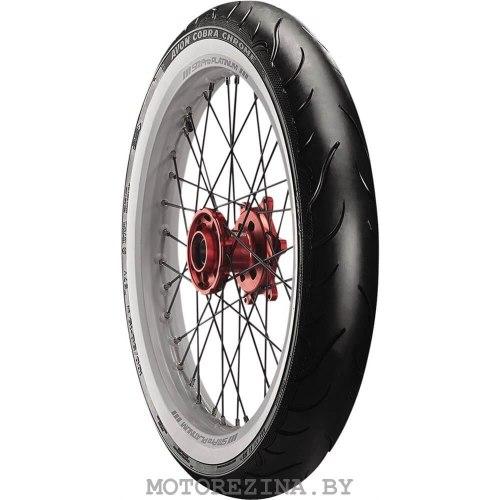 Резина на мотоцикл Avon Cobra Chrome AV91 100/90-19 57V F TL White Wall