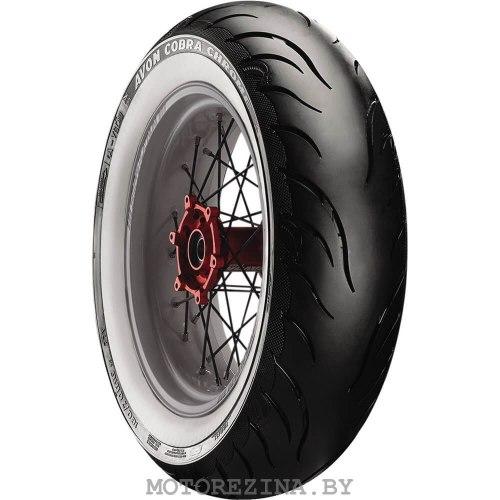 Покрышка для мотоцикла Avon Cobra Chrome AV92 150/70B18 76V R TL White Wall