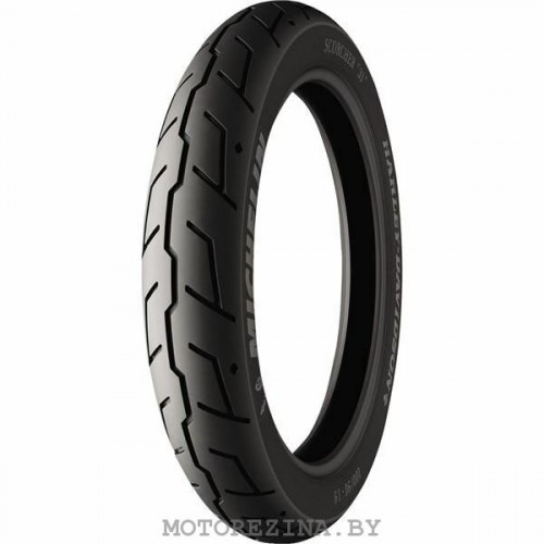 "Моторезина Michelin Scorcher ""31"" 100/90B19 57H F TL/TT"