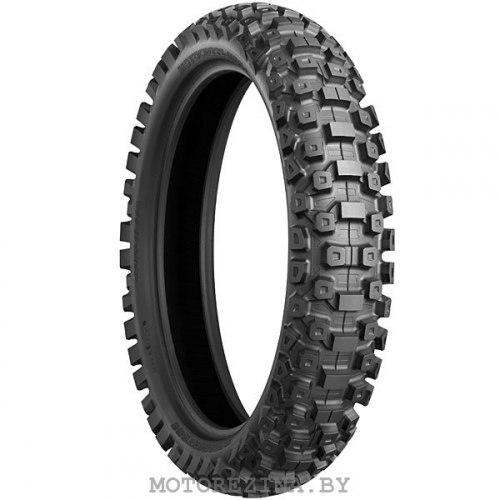 Кроссовая резина Bridgestone Motocross M604 100/100-18 59M TT Rear