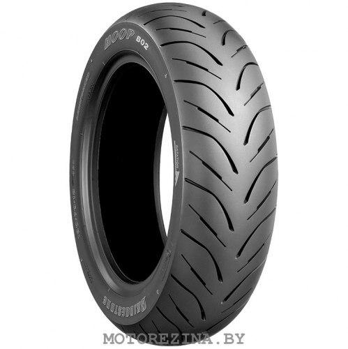Покрышки на скутер Bridgestone Hoop B02 150/70-13 64S TL R