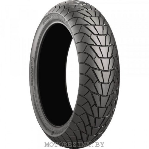 Моторезина Bridgestone Battlax Adventurecross Scrambler AX41S 180/55R17 73H TL Rear