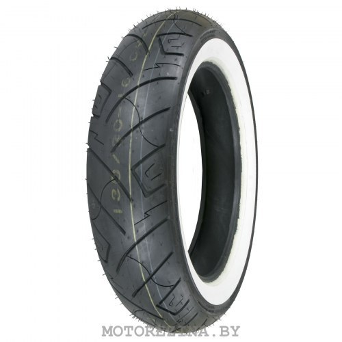 Моторезина Shinko SR 777 150/70-18 76H Rear TL White Wall