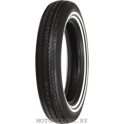 Моторезина Shinko 240 Classic MT90-16 (130/90-16) 74H Front/Rear TT Double White Wall