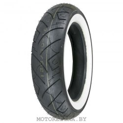 Мотошина Shinko SR 777 MU85B16 (140/85B16) 77H Rear TL White Wall