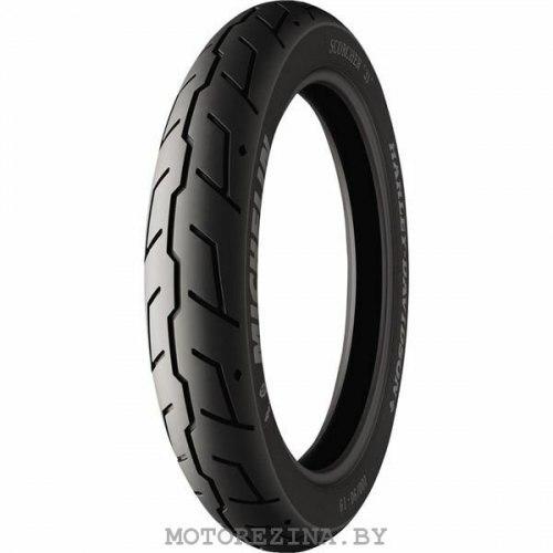 Моторезина Michelin Scorcher 31 130/90B16 73H Reinf F TL/TT