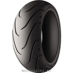 "Моторезина Michelin Scorcher ""11"" 140/75R15 65H R TL"