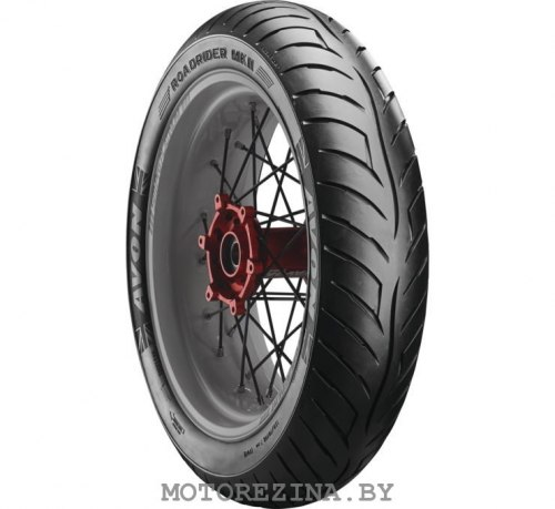 Резина на мотоцикл Avon Roadrider MKII 130/70-17 62H Universal TL