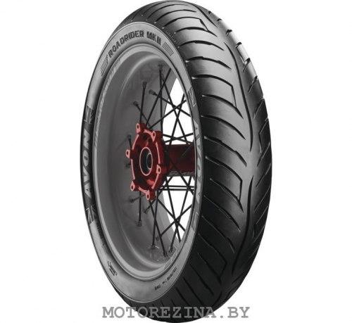 Моторезина Avon Roadrider MKII 130/70V18 63V R TL