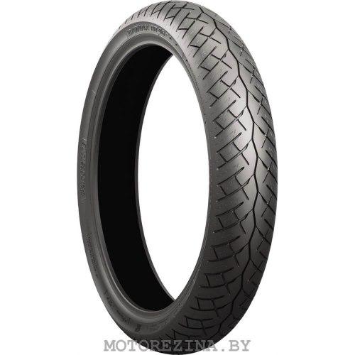 Резина на мотоцикл Bridgestone Battlax BT46 100/90-19 57V TL Front
