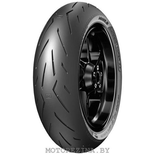 Мотошина Pirelli Diablo Rosso Corsa II 200/60ZR17 (80W) R TL