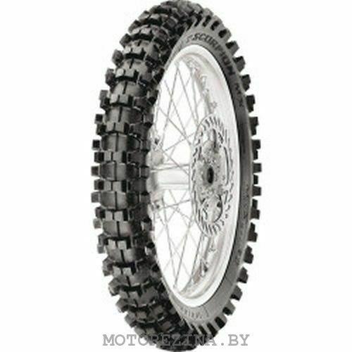 Кроссовая резина Pirelli Scorpion MX32 Mid Soft 90/100-16 51M R TT