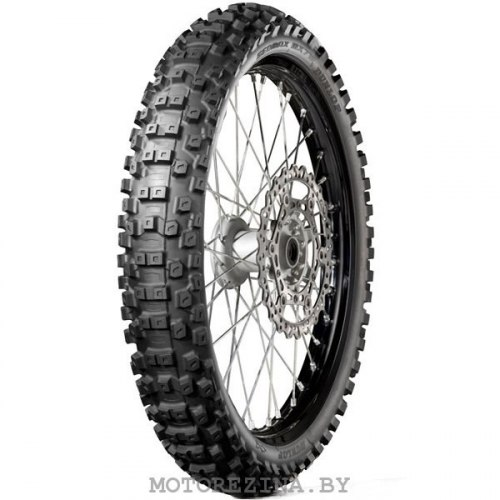 Кроссовая резина Dunlop GeoMax MX71 70/100-17 40M TT Front