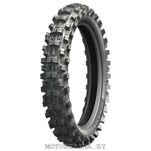 Моторезина Michelin Starcross 5 Soft 120/80-19 63M R TT