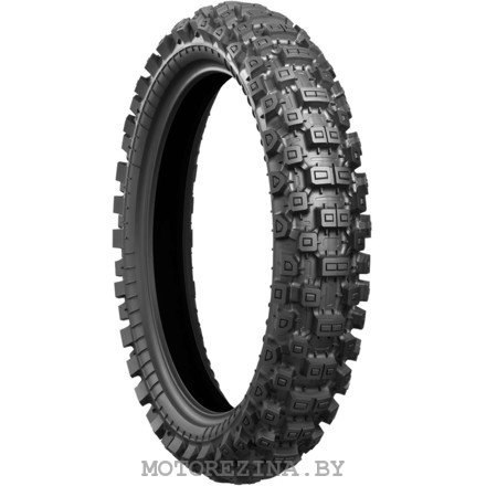 Кроссовая резина Bridgestone BattleCross X40 Hard 120/80-19 63M TT Rear