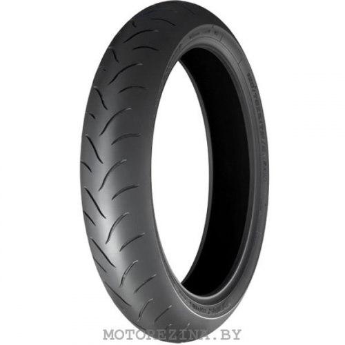 Моторезина Bridgestone Battlax BT016 Pro Hypersport 110/80ZR18 (58W) TL Front
