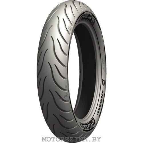 Моторезина Michelin Commander III Touring 120/70R19 60V F TL/TT