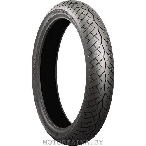 Резина на мотоцикл Bridgestone Battlax BT46 3.25-19 54H TL Front