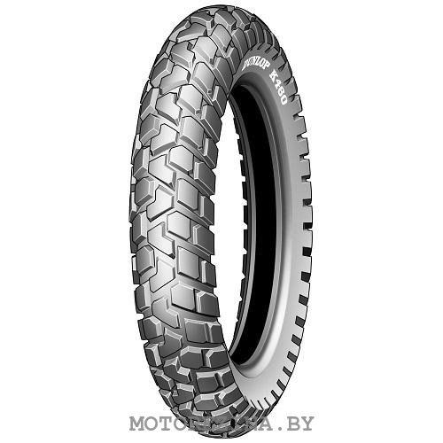 Моторезина Dunlop K460 120/90-16 63P TT Rear