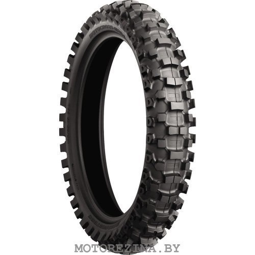 Кроссовая резина Bridgestone Motocross M204 80/100-12 41M TT Rear