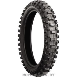 Кроссовая резина Bridgestone Motocross M204 80/100-12 41M TT Rear