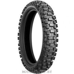 Кроссовая резина Bridgestone Motocross M604 110/80-19 59M TT Rear