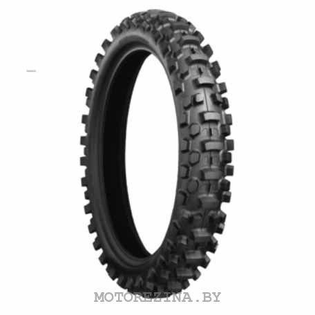 Кроссовая резина Bridgestone MotoCross M102 110/90-19 62M TT Rear