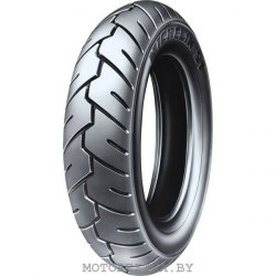 Шина для скутера Michelin S1 110/80-10 58J F/R TL/TT