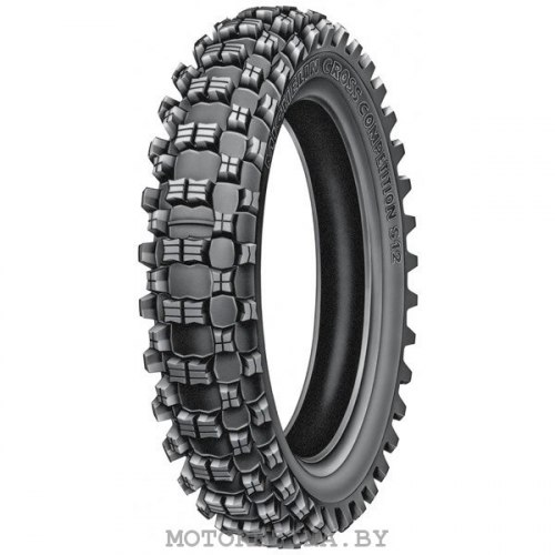 Моторезина Michelin Cross Compet S12 XC 140/80-18 70R R TT