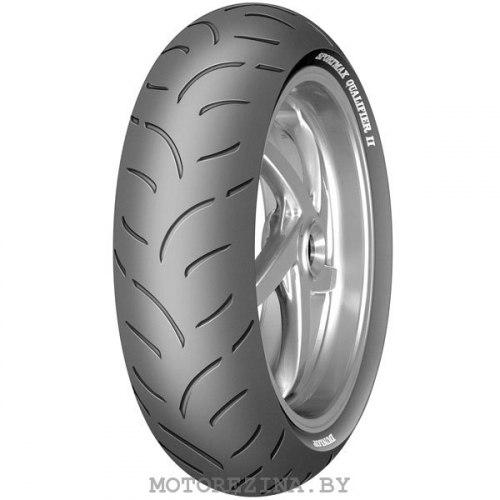 Мотошина Dunlop Sportmax Qualifier II 190/55ZR17 (75W) TL Rear